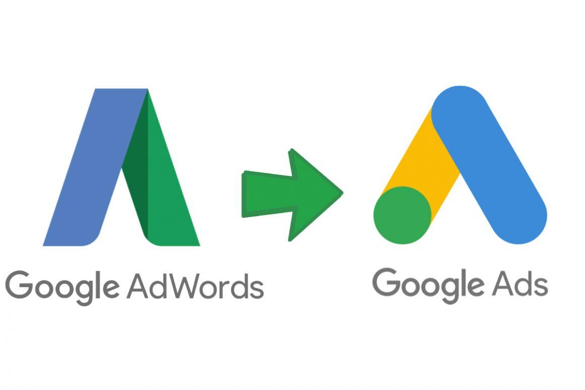 Ce implicări are transformarea Google AdWords în Google Ads?