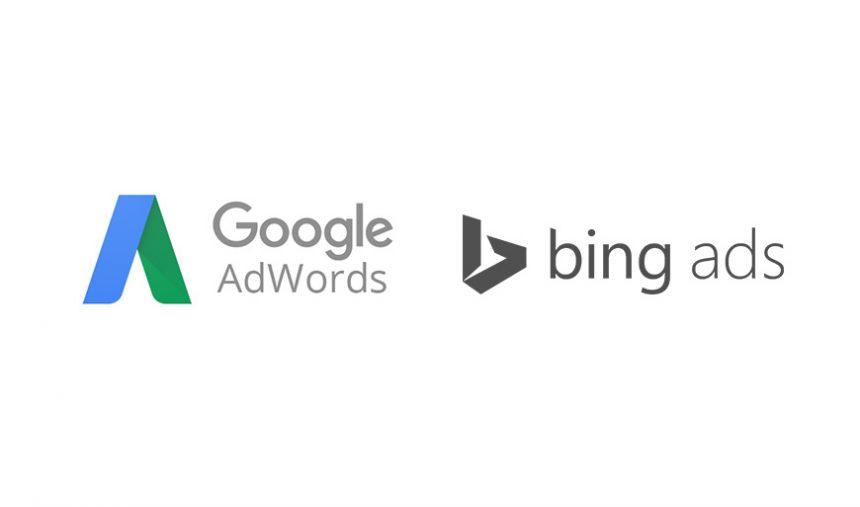 Google AdWords si/sau Bing Ads?